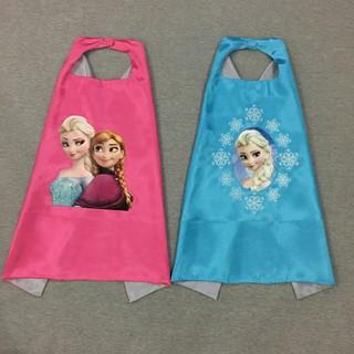 Áo choàng Elsa hồng