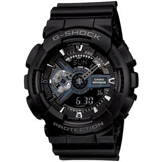 Đồng hồ Casio G-Shock Nam GA-110-1B chính hãng - Bảo hành 5 năm - Pin trọn đời