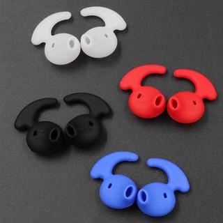 Set 4 cặp vỏ Silicone bọc bảo vệ đầu nút nhét tai cho tai nghe Samsung S6 Level U EO-BG920 Bluetooth
