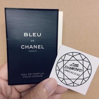 Nước hoa Chanel Bleu De Chanel Eau De Parfum 1.5ml thumbnail