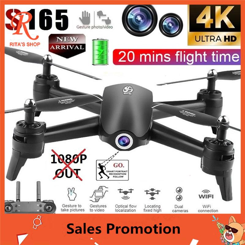 BES 4096*3072 RC Drone Drone One Key Return Popular Helicopter