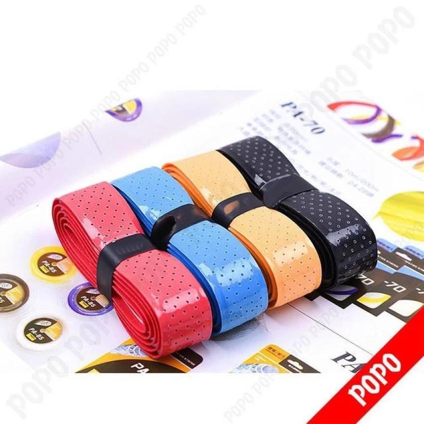 Quấn CỐT vợt cầu lông (1 cái), chất liệu da mềm mại, có lỗ thoáng khí cao cấp POPO Sports