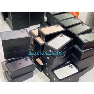 Hộp Box iphone 11 / 11 Pro và 11 Pro Max hàng có sẵng