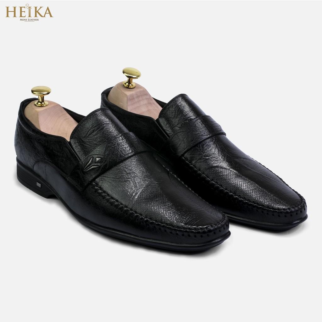 (Da bò thật) Giày tây nam da bò cao cấp bảo hành 12 tháng. Tặng kèm lót giày