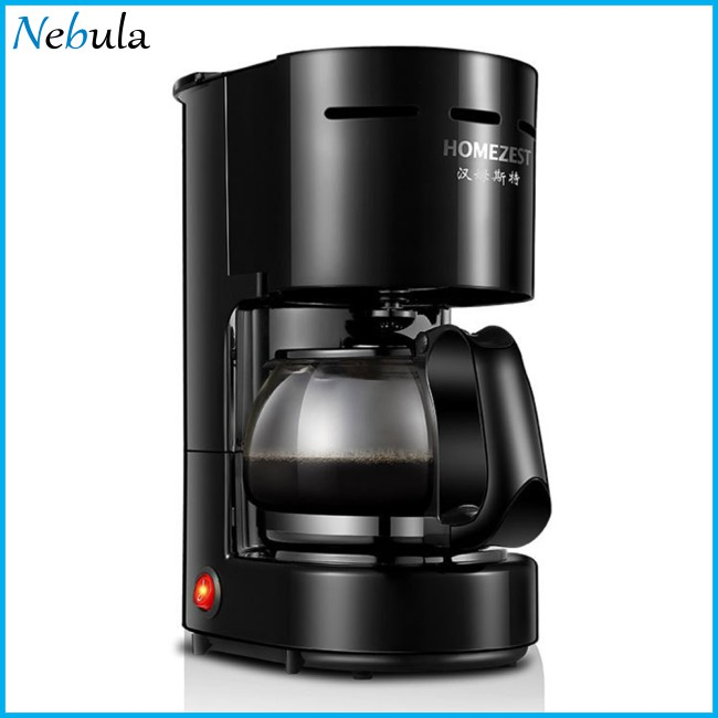Household Automatical Drip-type Coffee Maker Coffee Tea Machine for Office Kitchen