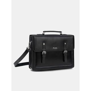Cặp laptop Calvin Business Bag da bò Saffiano thương hiệu FRANK