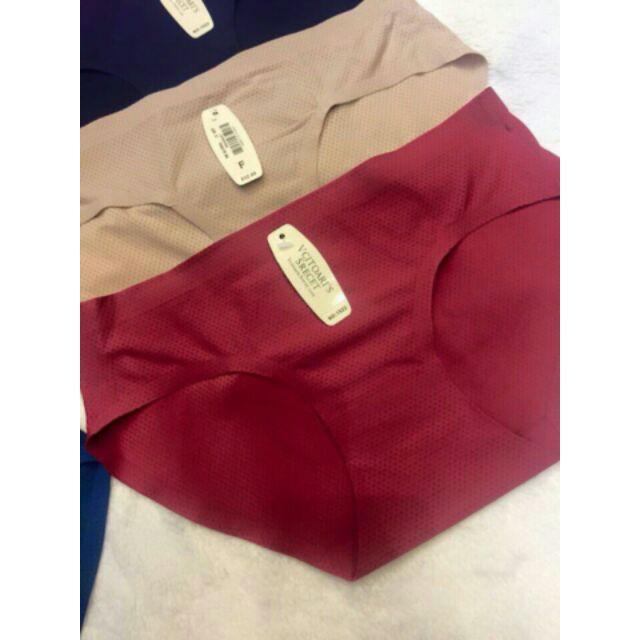 Set 10 quần lót Victoria không đường viền  thông hơi  - rubyshop