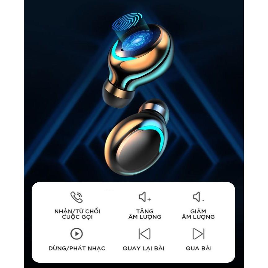 [CÓ LOGO AMOI] TAI NGHE AMOI F9 PRO MAX | BLUETOOTH 5.1 mới nhất 2020 | Hàng chính hãng có logo AMOI F9