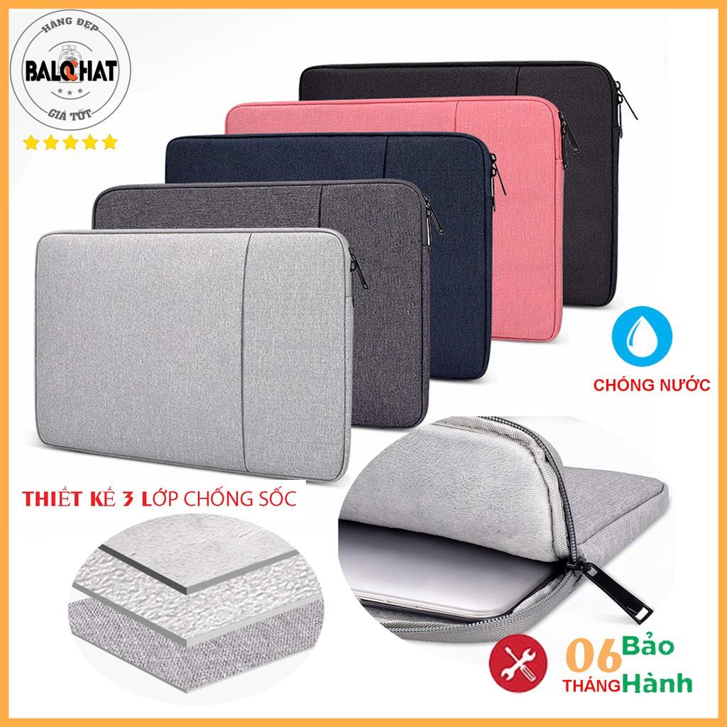 Túi Chống Sốc Laptop Macbook Ultrabook Cao Cấp 13.3 inch, 14.1 inch, 15.6 inch (Đủ size - Nhiều