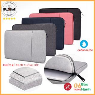 Túi Chống Sốc Laptop Macbook Ultrabook Cao Cấp 13.3 Inch, 14 Inch, 15 Inch, 15.6 Inch, 16 Inch - 2 ngăn thumbnail