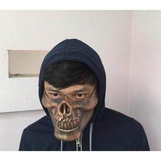 Mặt Nạ Đầu Lâu , hóa trang halloween kiwishop867