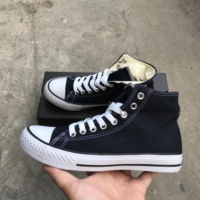 🔥[FULL BOX] Giày Cao Cổ Classic Màu Đen, Xám Kèm Hộp.