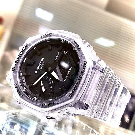Đồng Hồ Nam Casio G-Shock GA-2100SKE-7ADR Chính Hãng | Casio G-Shock GA-2100SKE-7A T