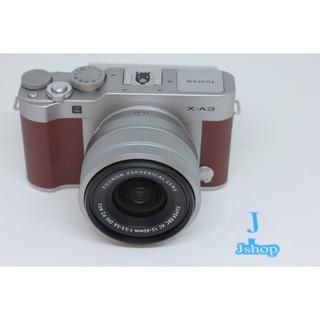 Máy ảnh Fujifilm X-A3 Lens 16-50mm 3.5-5.6 OIS II 99%