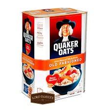 Thùng 4,52kg Yến Mạch Quaker Oats NK Mỹ