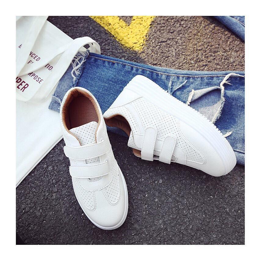 ⚡️GIÀY NỮ HOT 2018⚡️Giầy thể thao Sneaker cao cấp Nữ G19