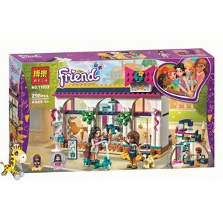 Hộp Đồ Chơi Lắp Ráp Bela Friend 11033