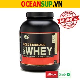 Whey Gold Standard Whey Thủy Phân Có Vị Ngon Hộp 5lbs (2.3kg) thumbnail