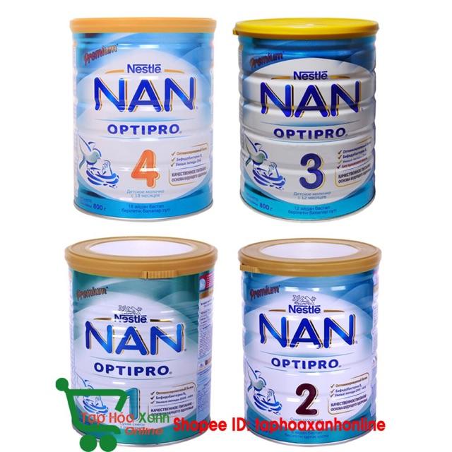 (Nhập TKB0718W3B)(Date 2020) Sữa bột Nan Nga 800g đủ số 1,2,3,4 - 3498824 , 817343966 , 322_817343966 , 600000 , Nhap-TKB0718W3BDate-2020-Sua-bot-Nan-Nga-800g-du-so-1234-322_817343966 , shopee.vn , (Nhập TKB0718W3B)(Date 2020) Sữa bột Nan Nga 800g đủ số 1,2,3,4