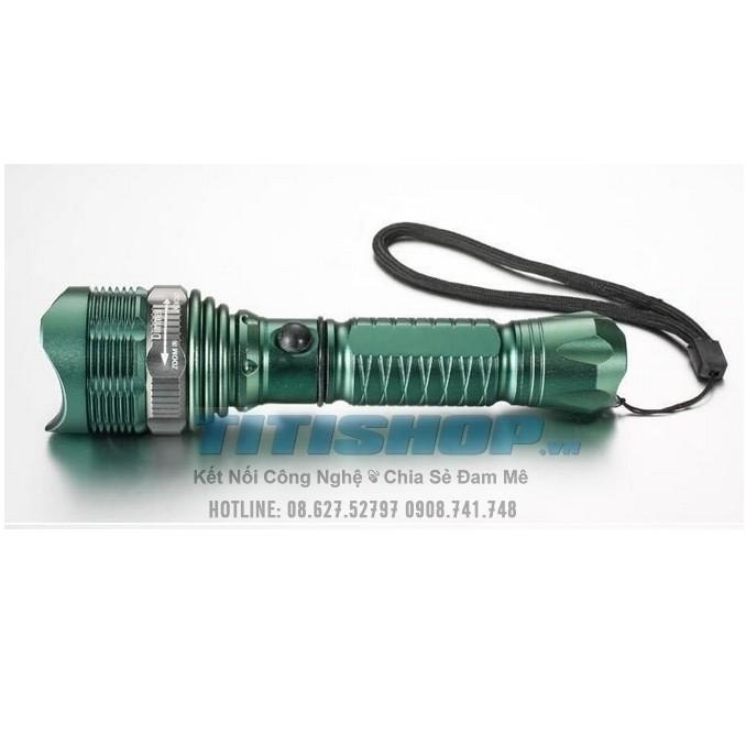 Đèn pin siêu sáng 1