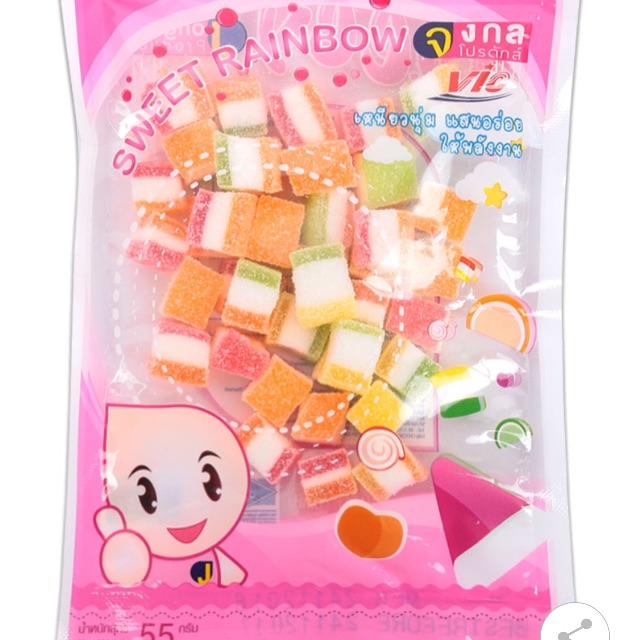 Kẹo Dẻo Jongkol Mini 55g