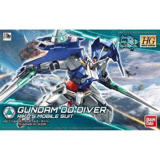 Mô hình lắp ráp Gundam HGBD 1/144 00 Diver