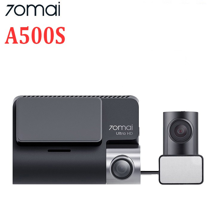 Camera hành trình ô tô Xiaomi 70mai. Phiên bản Quốc Tế cao cấp A500S