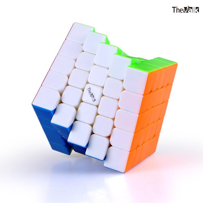 Đồ chơi Rubik cao cấp 5x5x5 QiYi Valk 5 M - Rubik 5x5x5 The Valk 5M mod nam châm bởi...