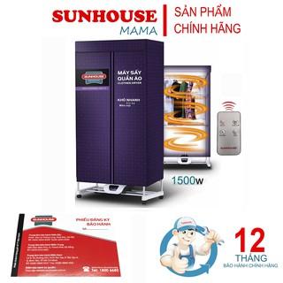 Tủ sấy quần áo Sunhouse SHD2707 – Bảo hành 12 tháng Chính hãng [ Có ảnh thực tế ]