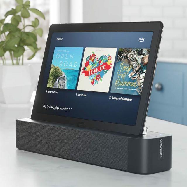 Máy Tính Bảng Lenovo Smart Tab P10
