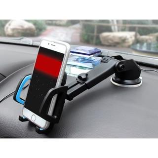 Giá đỡ điện thoại đế dính xoay 360 độ trên ôtô