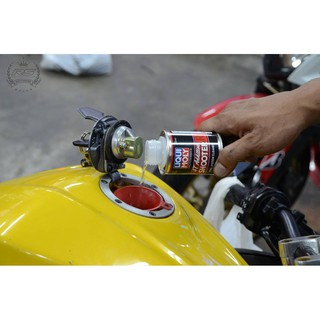 Dung dịch vệ sinh máy Carbon Cleaner Liqui Moly 4T Additive Shooter 7916 80ml