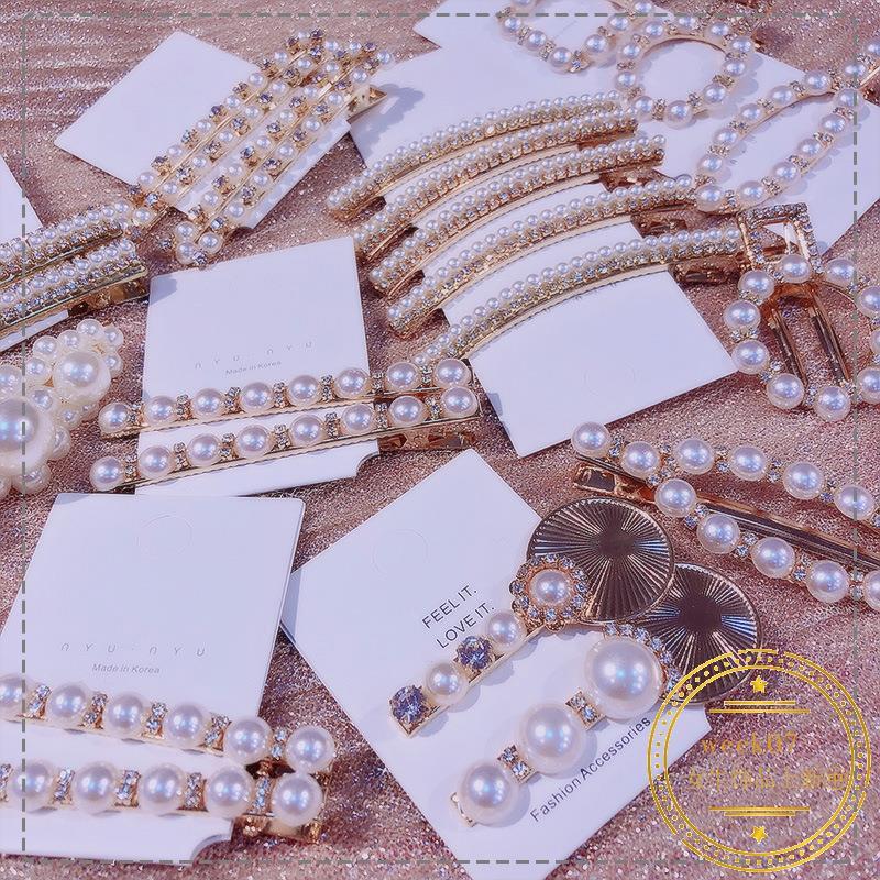 Trâm cài tóc kim loại đính đá và ngọc trai giả phong cách Hàn Quốc dành cho nữ - 22327706 , 2360190692 , 322_2360190692 , 67500 , Tram-cai-toc-kim-loai-dinh-da-va-ngoc-trai-gia-phong-cach-Han-Quoc-danh-cho-nu-322_2360190692 , shopee.vn , Trâm cài tóc kim loại đính đá và ngọc trai giả phong cách Hàn Quốc dành cho nữ