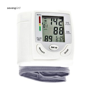 Máy đo huyết áp kỹ thuật số tự động svgl _ - màn hình LCD