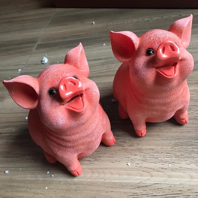Lợn tiết kiệm hàng đẹp ( ảnh, video quay thật)