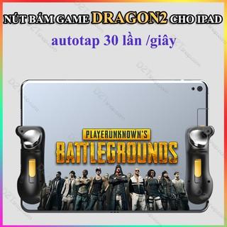 [Phiên bản mới ] Nút bấm game Dragon 2 dành cho iPad, máy tính bảng chơi game PUBG,autotap 30 lần giây thumbnail