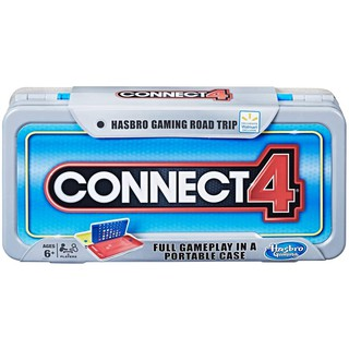Hasbro Gaming Road Trip Series Connect 4