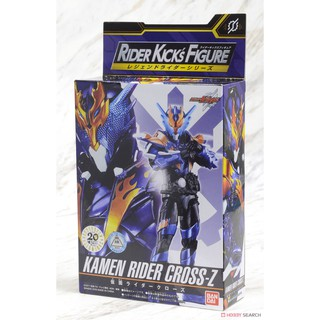 Mô hình RKF Legend Rider Series Build Kamen Rider Cross-Z