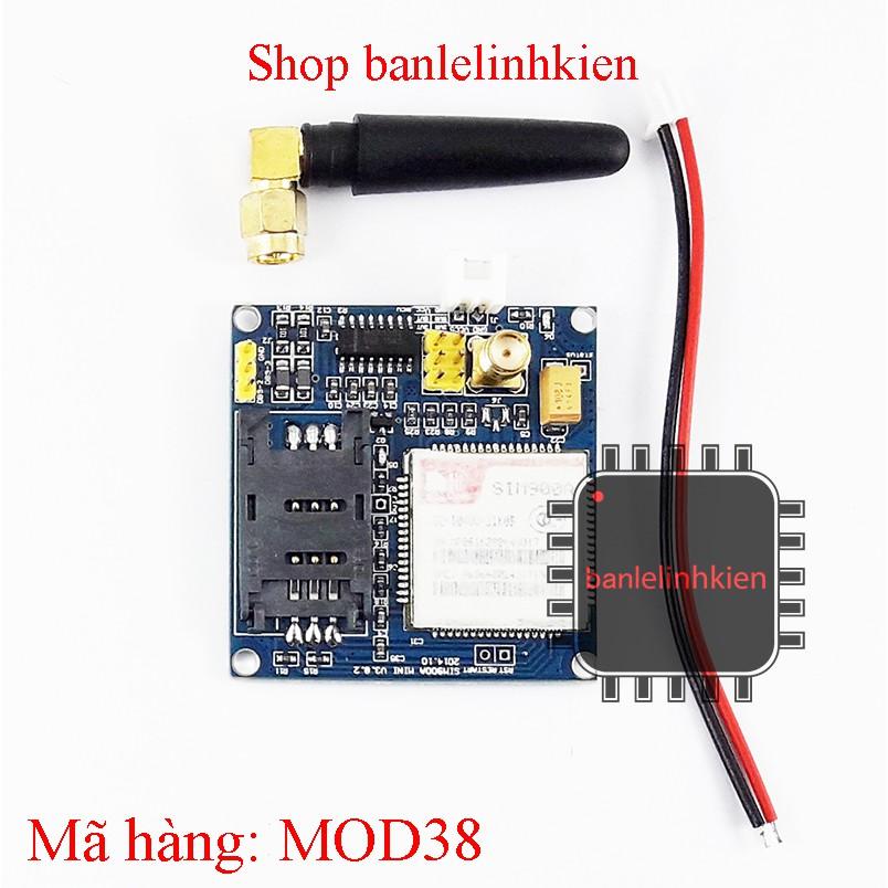 Module SIM 900A truyền thông qua mạng di động - 3429750 , 602360437 , 322_602360437 , 295000 , Module-SIM-900A-truyen-thong-qua-mang-di-dong-322_602360437 , shopee.vn , Module SIM 900A truyền thông qua mạng di động