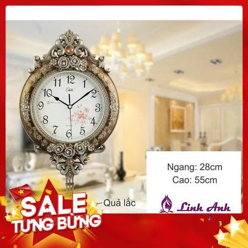 Đồng hồ treo tường (Quả lắc) - Hàng nhập khẩu