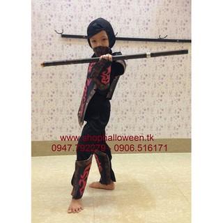 Bộ Ninja JORO hóa trang halloween