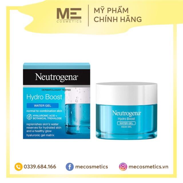 Kem Dưỡng Cấp ẨM Neutrogena Hydro Boost Water Gel & Gel Cream
