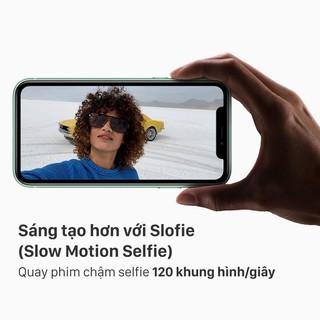 Hình ảnh Điện thoại Apple iPhone 11 64GB - Hàng Chính Hãng VN/A-7