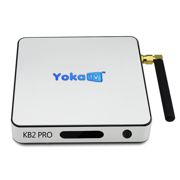 KB2 Pro Amlogic S912 64-bit Octa-core Android 6.0 Bluetooth 4.0 TV Box SDRAM 3GB FLASH 32GB HDR 10