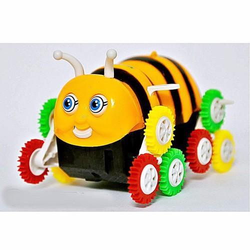 ô tô nhào lộn, xe ong nhào lộn 360 độ, siêu nhanh trên mọi địa hình