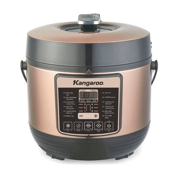 Nồi áp suất điện tử Kangaroo KG6P1 6L - 3540900 , 1326483526 , 322_1326483526 , 1368000 , Noi-ap-suat-dien-tu-Kangaroo-KG6P1-6L-322_1326483526 , shopee.vn , Nồi áp suất điện tử Kangaroo KG6P1 6L