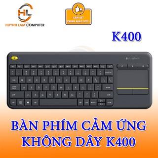 Bàn phím cảm ứng không dây Logitech K400 Digiworld Phân phối thumbnail