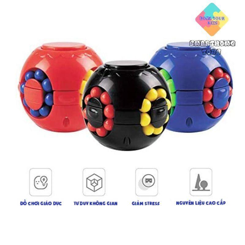 Đồ chơi Rubik biến thể giảm stress, rèn luyện IQ (giao màu ngẫu nhiên) #dochoirubik #do choi rubik #đồ chơi rubik