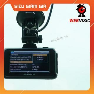 Camera hành trình ô tô WEBVISION A28 chính hãng