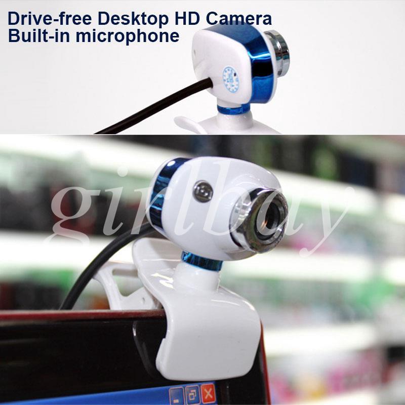 King PC Camera Internet Bar Manual Focusing Mini 30fps